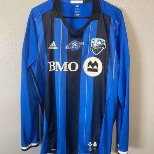 Montreal Impact LS Jersey